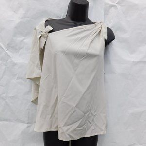 3.1 Phillip Lim Shoulder Bow Silk Blouse